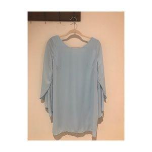 | Light Blue Charlotte Russe Dress |